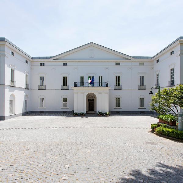 Museo Nazionale delle ceramiche Duca di Martina