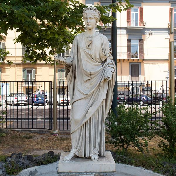 Fontana della Flora del Belvedere