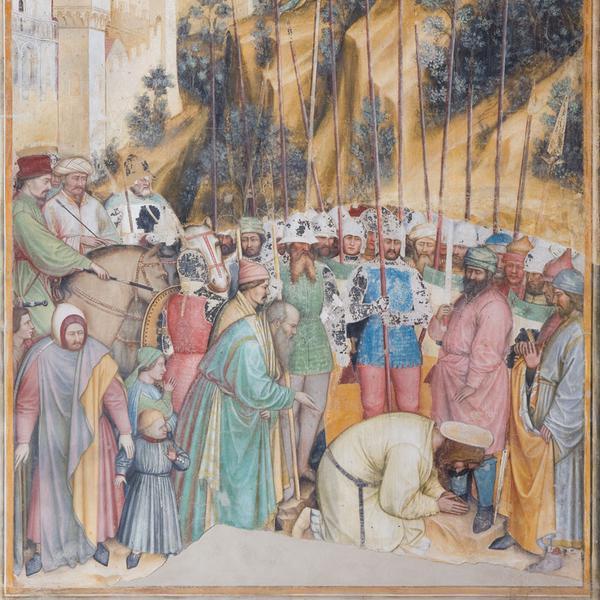 Ciclo di affreschi dell'Oratorio di San Giorgio