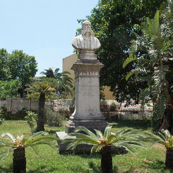 Busto di Enrico Pessina