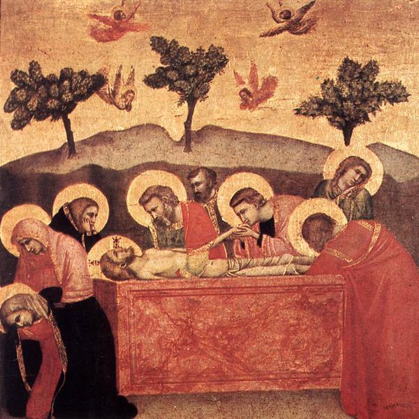 Deposizione del Cristo