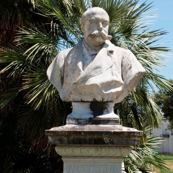 Busto di Alfredo Cottrau