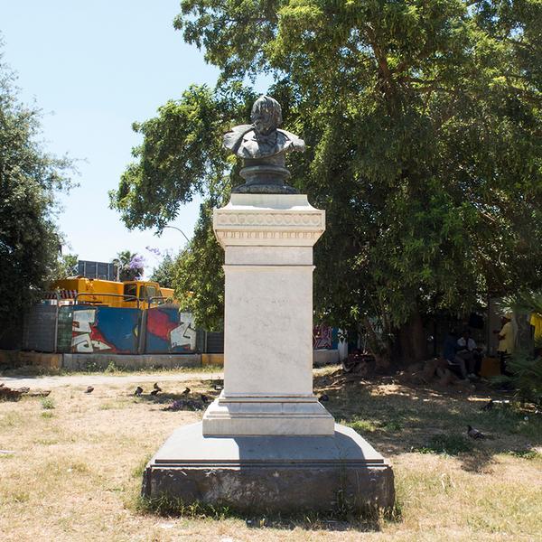 Busto di Errico Alvino