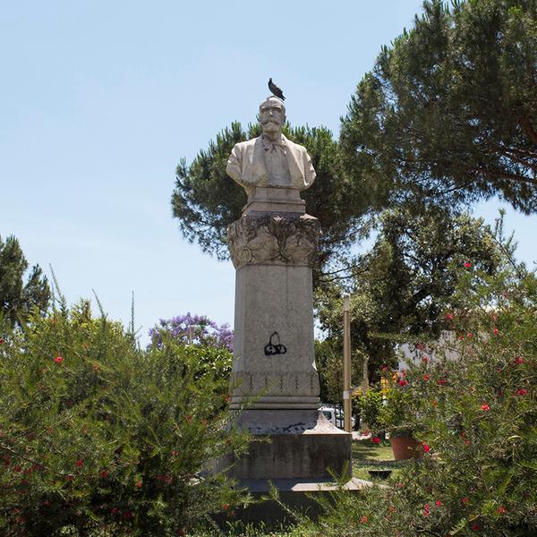 Busto di Giuseppe Semmola