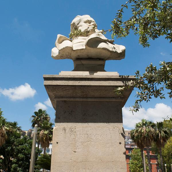 Busto di Giosuè Carducci