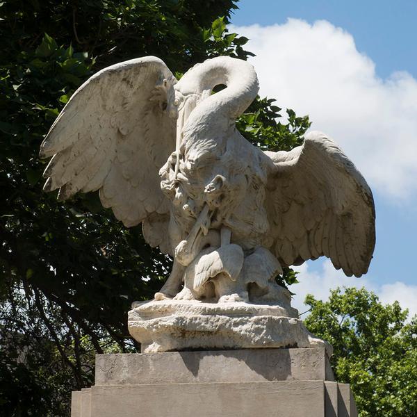 Statua del Pellicano