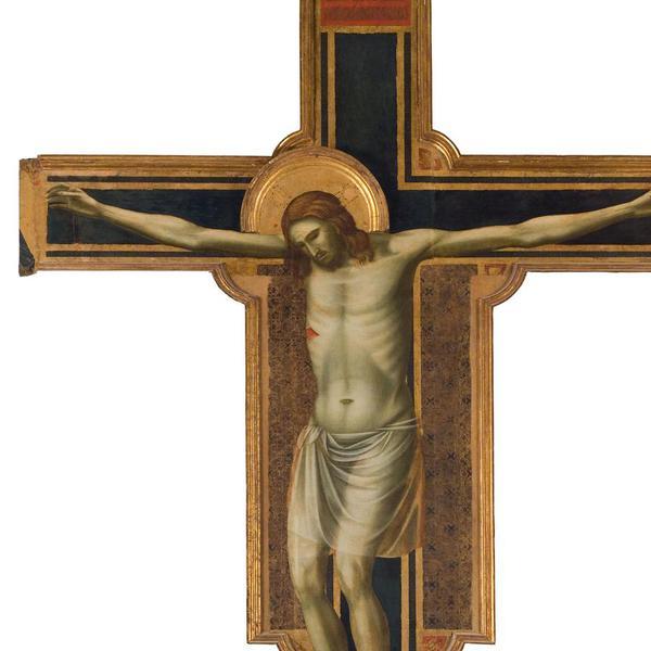 Croce dipinta di Giotto