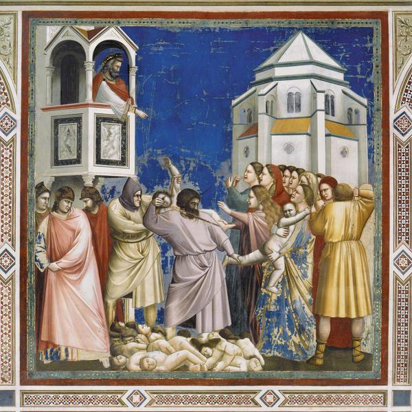 Storie della Vergine e di Cristo; Giudizio Universale