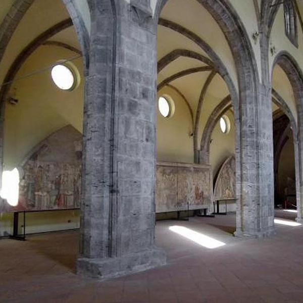 Ciclo di affreschi di Roberto d'Oderisio