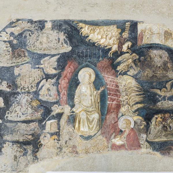 Fresco cycle of the Nuns' Choir