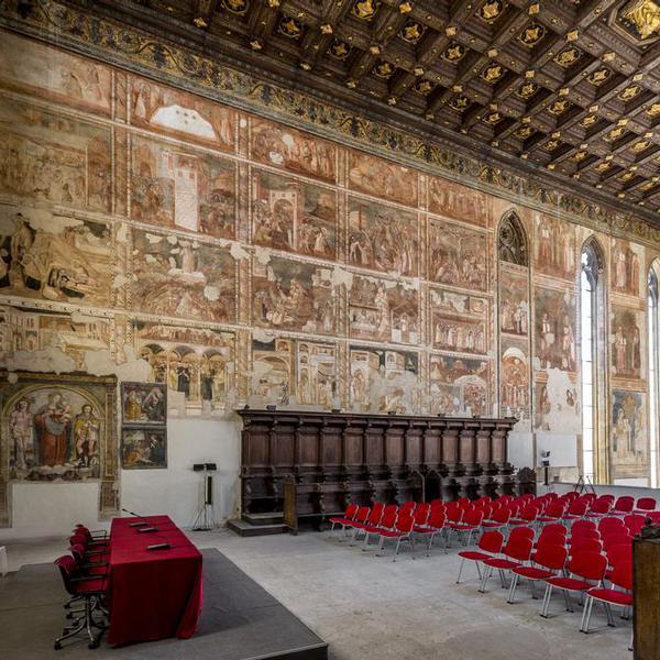Ciclo di affreschi del Coro delle Monache