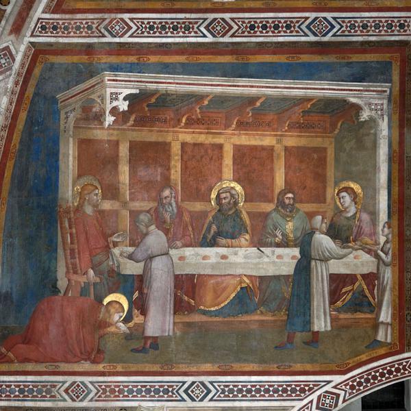 Ciclo di affreschi della Cappella della Maddalena
