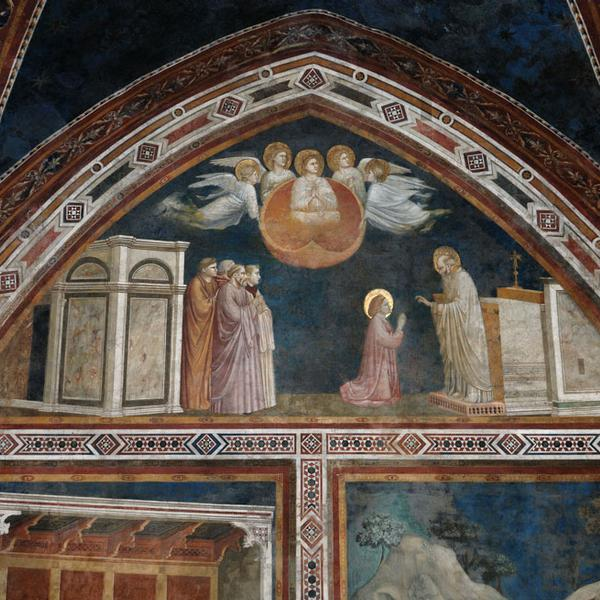 Fresco Cycle of the Chapel of the Magdalene