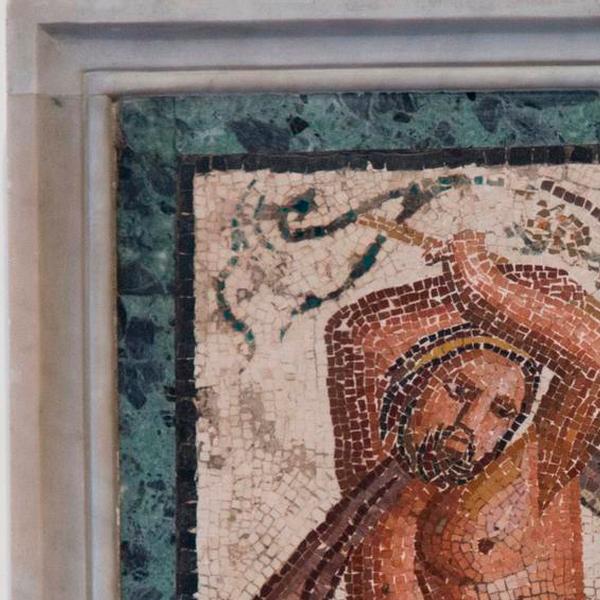 Licurgo e Ambrosia al cospetto di Dioniso