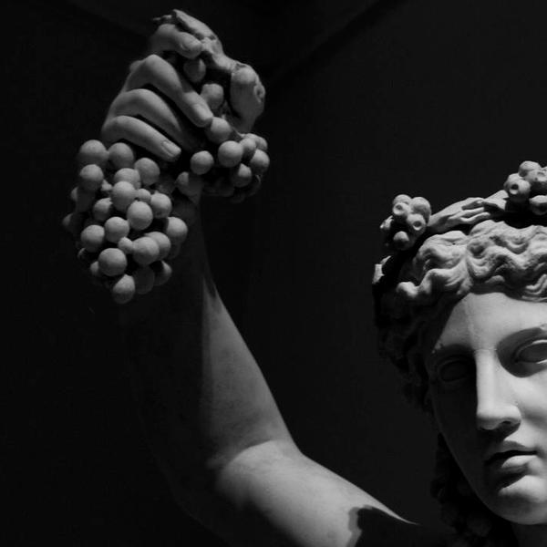 Gruppo di Dioniso ed Eros