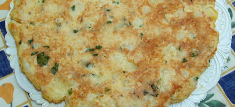 Froscia Omelette