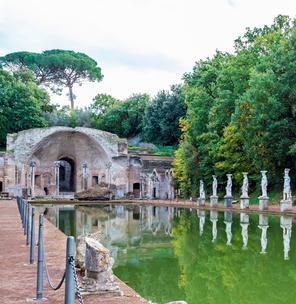 Riapre il Serapeo di Villa Adriana