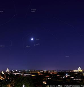 Figli delle stelle orientarsi tra cielo, stelle e arte
