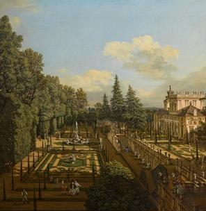 Travel in the Gardens of Europe. From Le Nôtre to Henry James