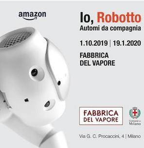 Io, Robotto | Automi da compagnia