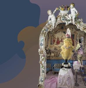 Napoli Napoli di lava, porcellana e musica
