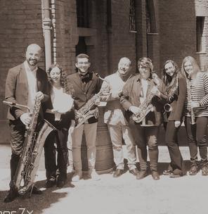 Vento d'autunno | SIDE STORIES concerto dell'ensemble di saxofoni HOT TO SAX