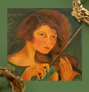 P(arti)ture e rein(canto). Sinfonia a due voci per quadri e gioielli