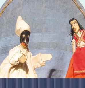 Il Teatro dei burattini al Real Bosco di Capodimonte