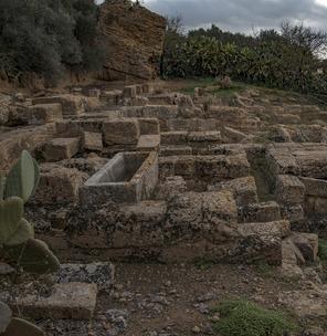 Percorso Paleocristiano alla Valle dei Templi