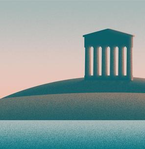 Lo spettacolo dell'alba - Risveglio sul Mediterraneo / AL PASSO COI TEMPLI