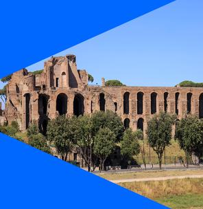 The Palatine Hill: from the foundation of the city to the imperial palaces
