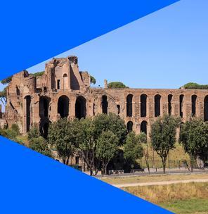 Il Palatino: dalla fondazione della città ai palazzi imperiali
