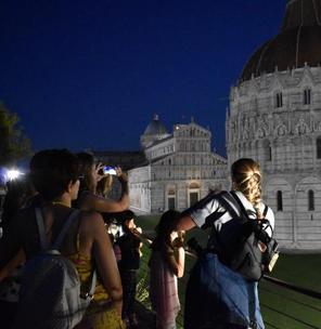 Visite Mura di Pisa Settembre/Ottobre 2020
