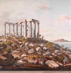 La riscoperta dell'antico. Gli acquerelli di Edward Dodwell