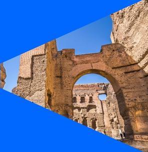 Genius Loci a Roma - Terme di Caracalla: il tempo libero nella Roma antica tra ozio e lusso