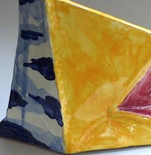 Mostra CERAMICHE di Lino Fiorito