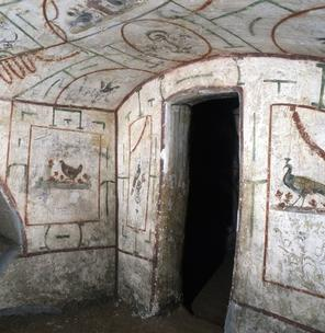 Visit the Jewish Catacombs of Vigna Randanini