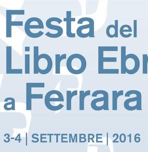Festa del Libro Ebraico a Ferrara