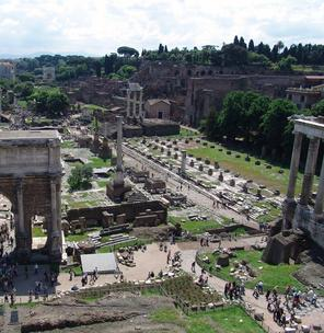 FORUM PASS: discovering Roman Forums