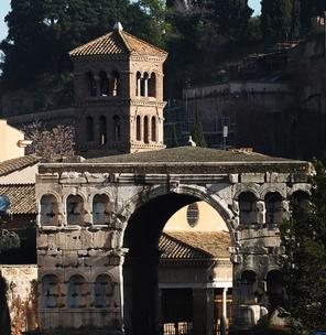 Watch Day_Arco di Giano al Foro Boario