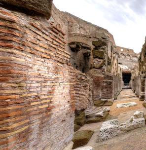 Colosseum: Underground and Arena