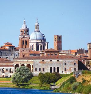 Mantova Sabbioneta Card
