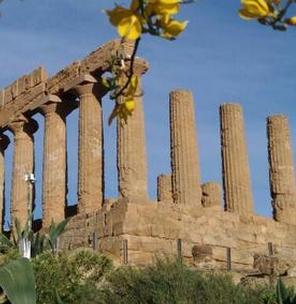 Valle dei Templi di Agrigento: da oggi i biglietti on line