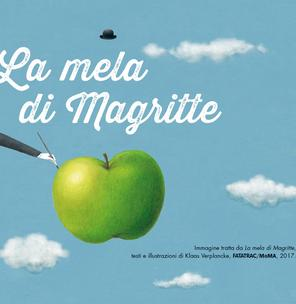 MAGRITTE'S APPLE