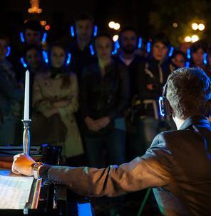 Silent WiFi Concert di Andrea Vizzini