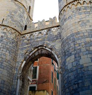 Sant'Andrea Towers (Porta Soprana)