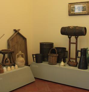 """Palazzo Pantaleo e Civico Museo Etnografico """"Alfredo Majorano"""""""