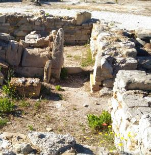 Antiquarian and Archaeological Area Eraclea Minoa