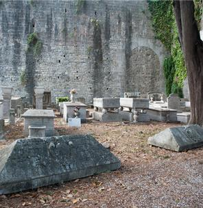 Synagogue and Jewish Cemetery of Pisa