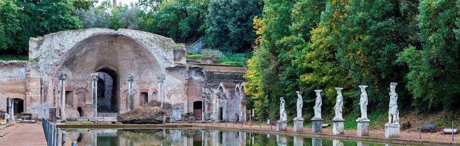 Villa Adriana's Serapeum